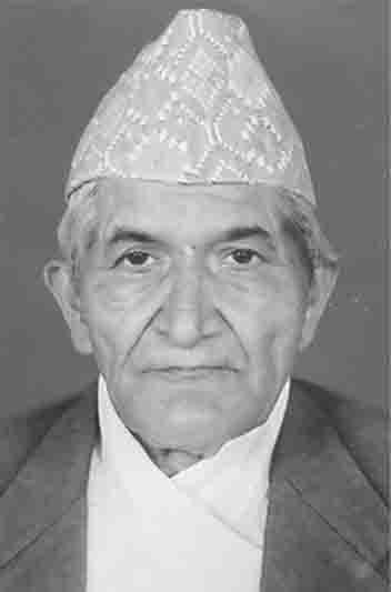 Dilliraman Sharma