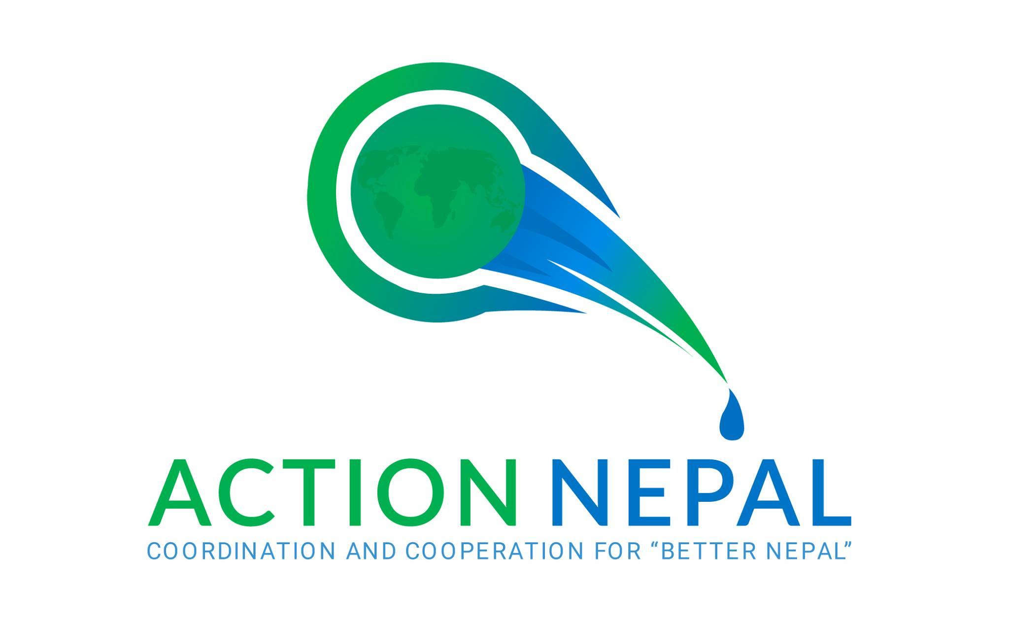 Action Nepal Logo