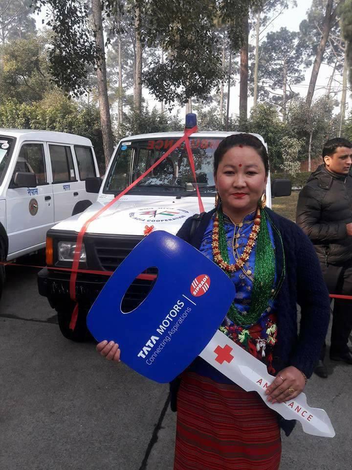 Urmila Tamang Gurung